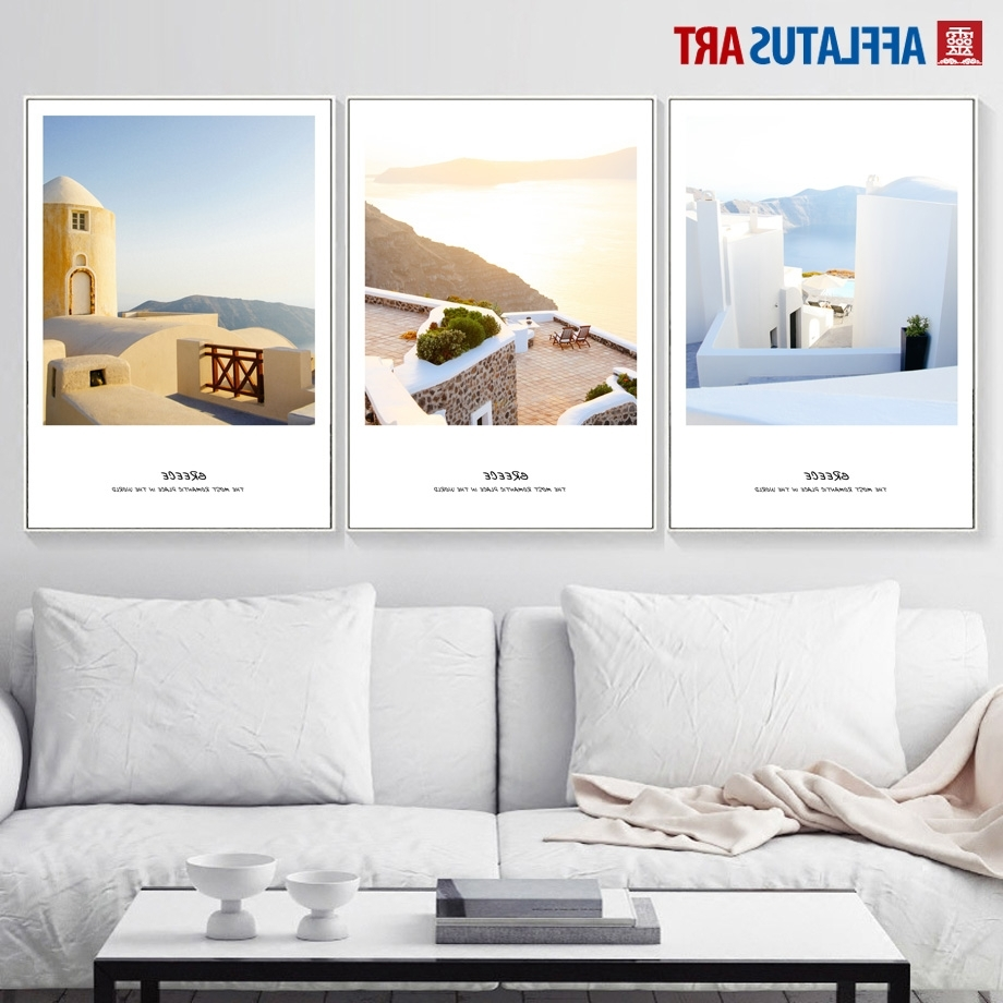Greek Wall Art Throughout Most Popular Buy Greek Wall Art And Get Free Shipping On Aliexpress (View 9 of 15)