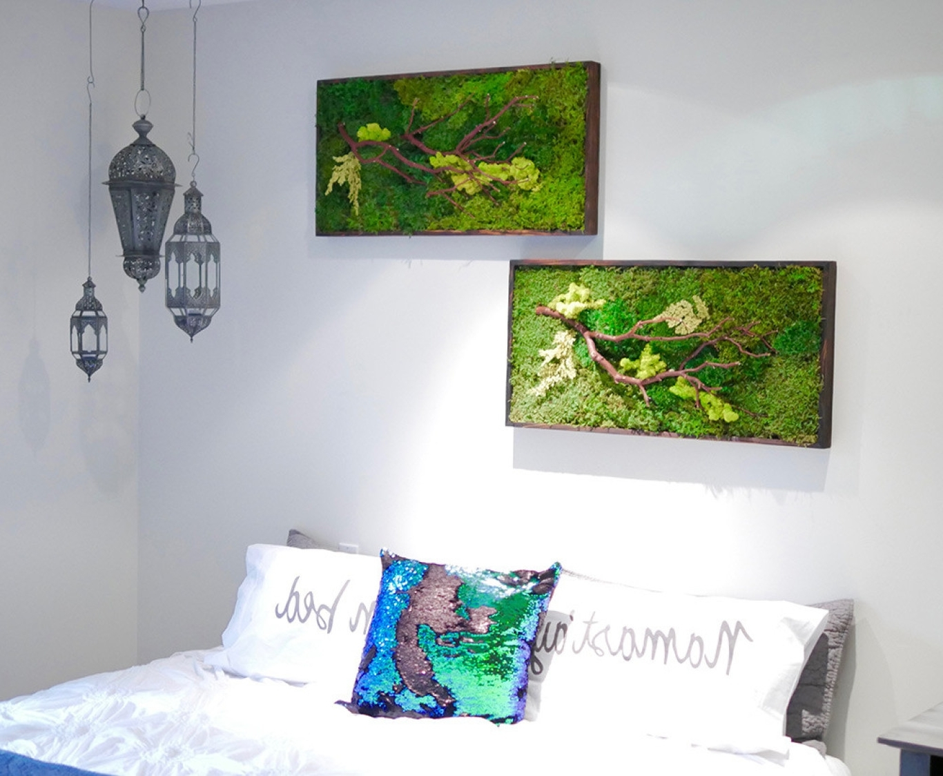 Green Wall Art Pertaining To Most Up To Date Lime Green Metal Wall Art (Gallery 1 of 15)