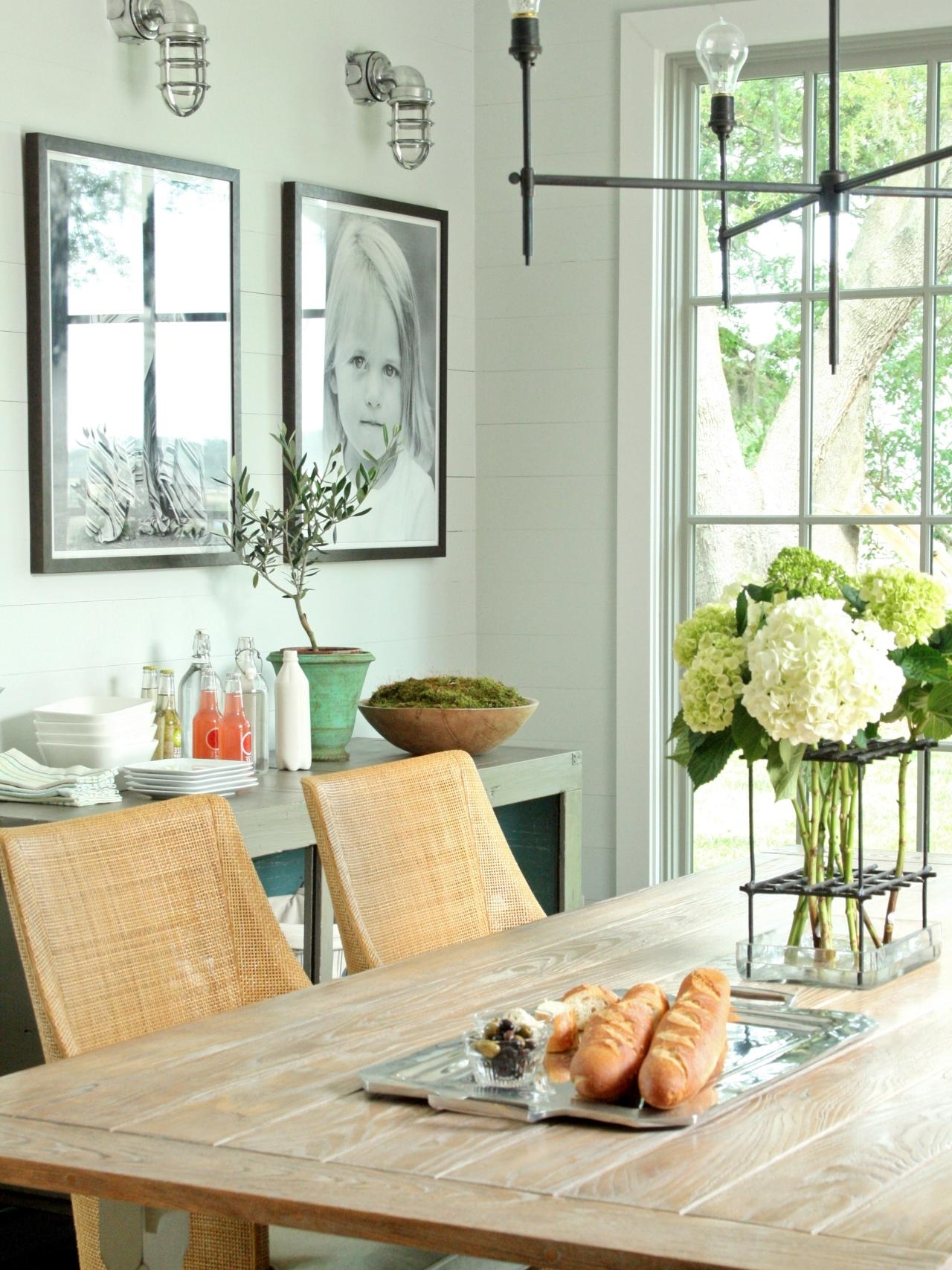 Hgtv's Decorating Pertaining To Preferred Wall Art For Dining Room (View 7 of 15)