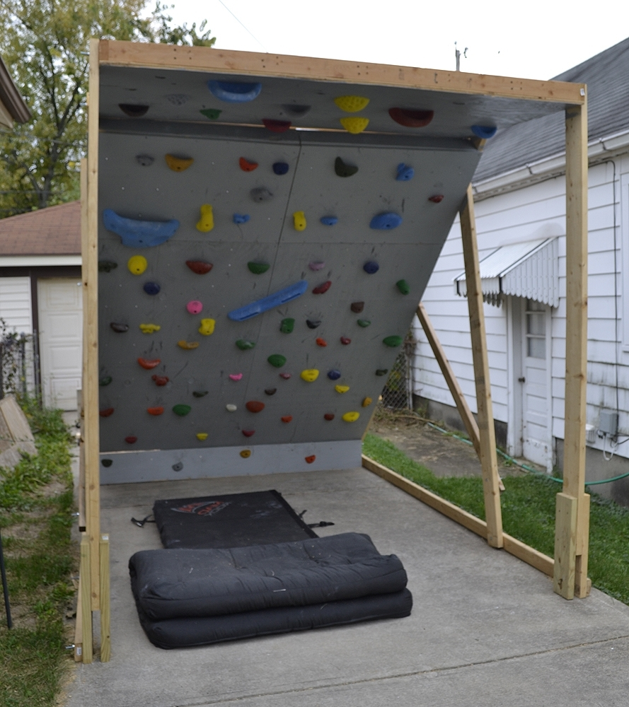 Home Bouldering Wall Design Inside Well Known Enjoyable Home Climbing Wall Designs – T8Ls (View 7 of 15)