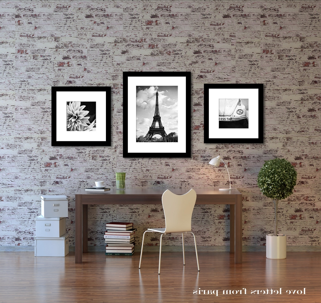 Home Decor Wall Art Contemporary – Home Decor Wall Art Can Intended For Famous Paris Themed Wall Art (View 3 of 15)