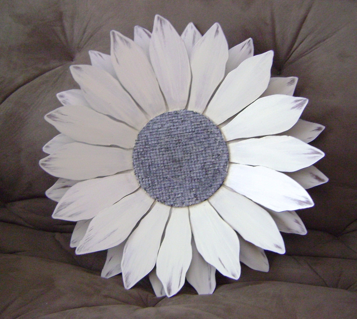 Home Design Ideas Intended For Metal Sunflower Wall Art (Gallery 12 of 15)