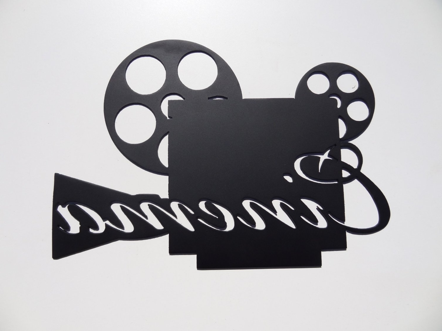 Home Design Ideas : Movie Reel Wall Inside Preferred Movie Reel Wall Art (View 3 of 15)
