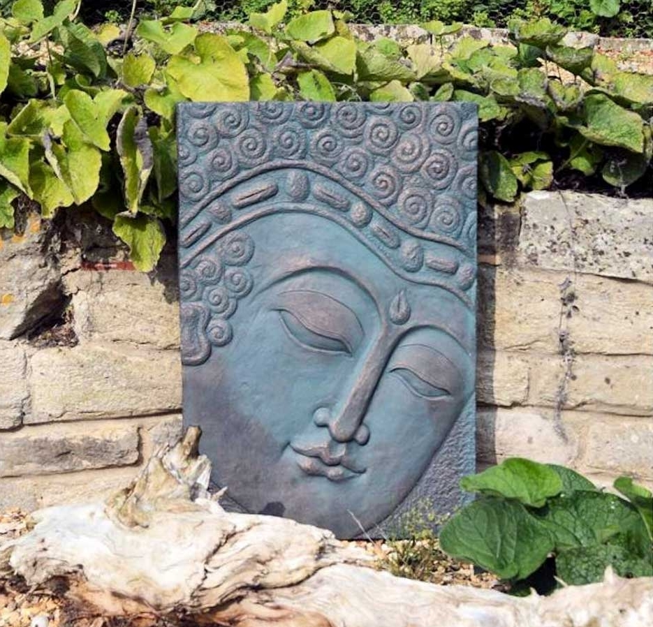 Home Interior & Exterior For Best And Newest Outdoor Buddha Wall Art (View 4 of 15)