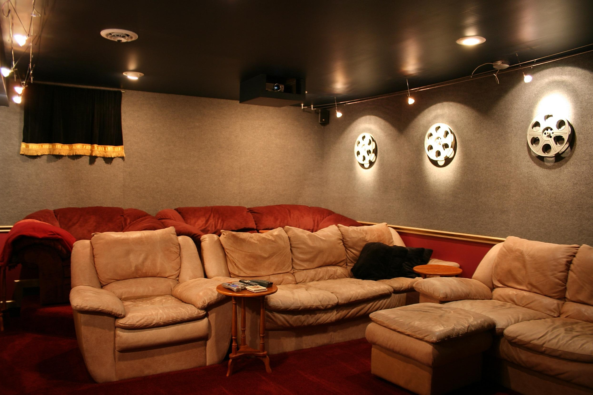 Home Theater Wall Art With Regard To Recent Wall Decoration (View 4 of 15)