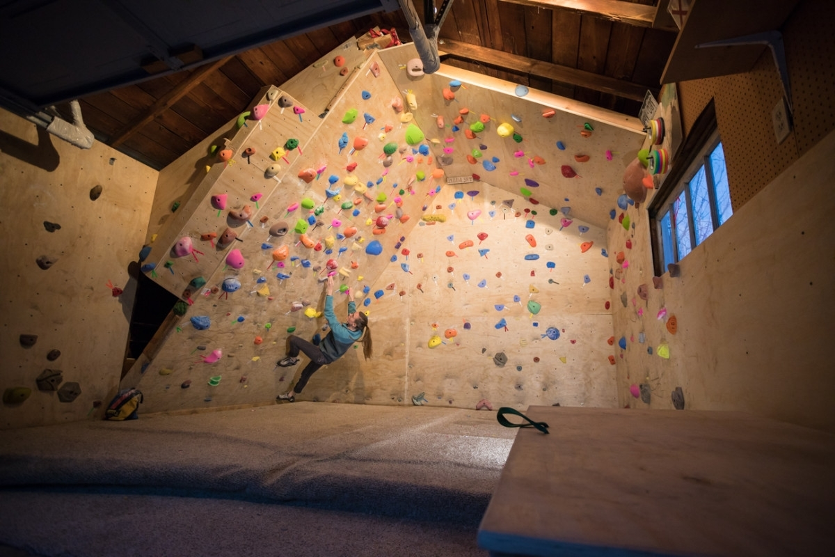 Home Wall Primer: Planning And Construction – Climbing Magazine Throughout Fashionable Home Bouldering Wall Design (View 10 of 15)