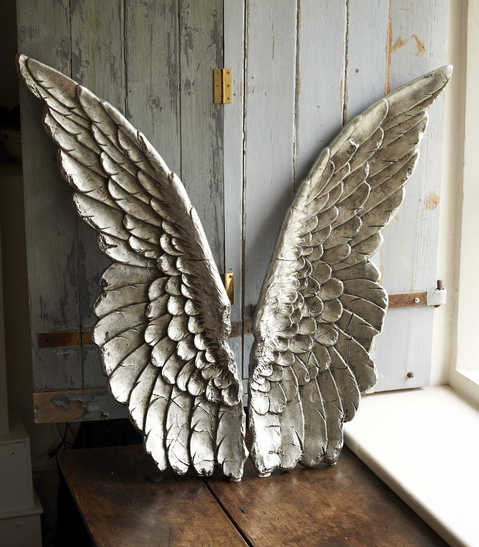 Ideas Angel Wings Wall Decor (View 7 Of 15)