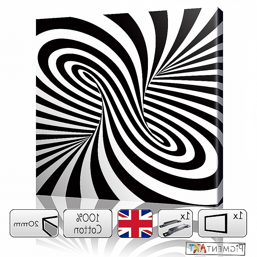 Illusion Wall Art With Newest Wall Art Fresh Optical Illusion Wall Art Hd Wallpaper Images 3d (View 13 of 15)