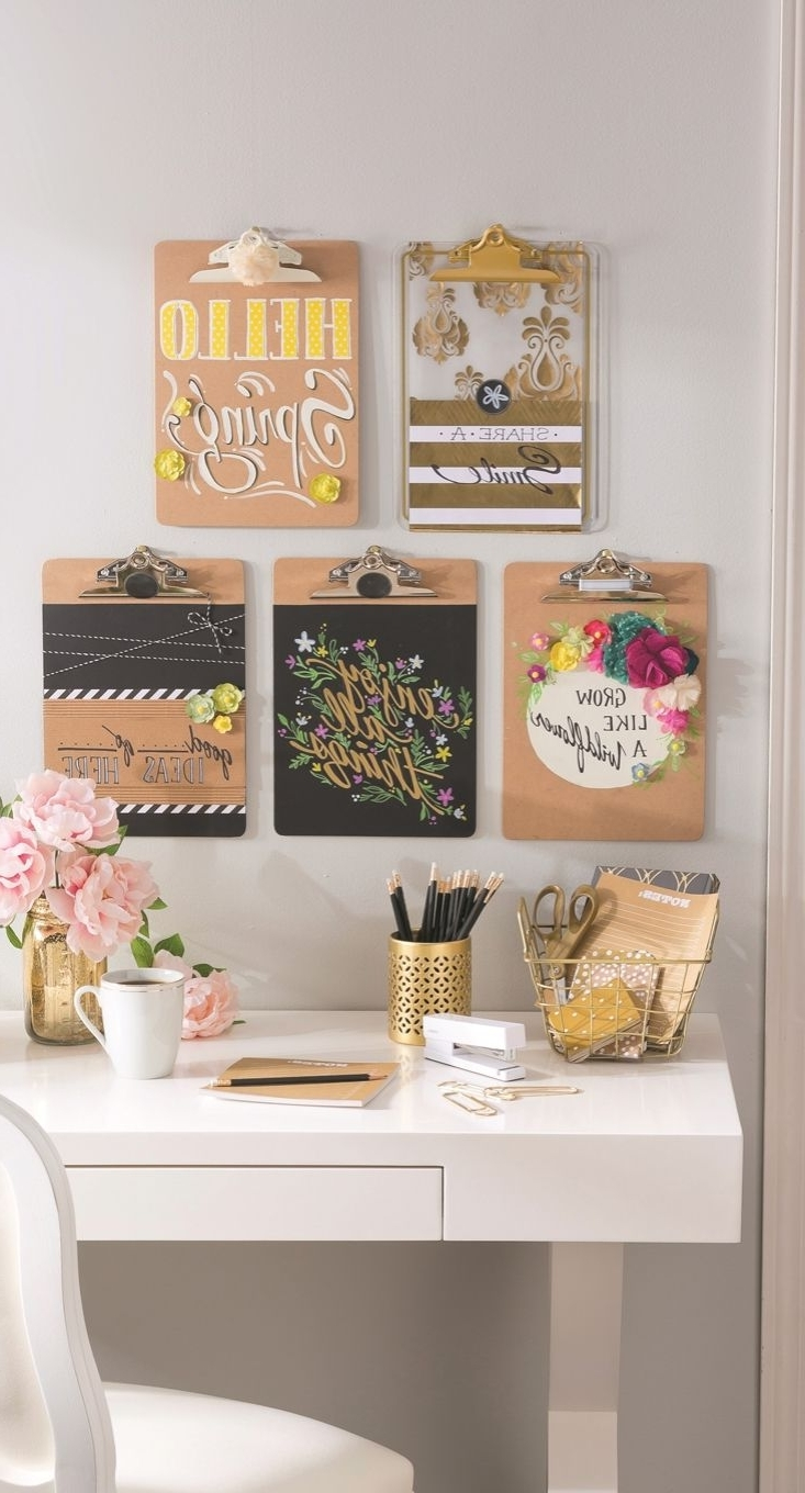 Inspiration Within Pinterest Wall Art Decor (View 7 of 15)