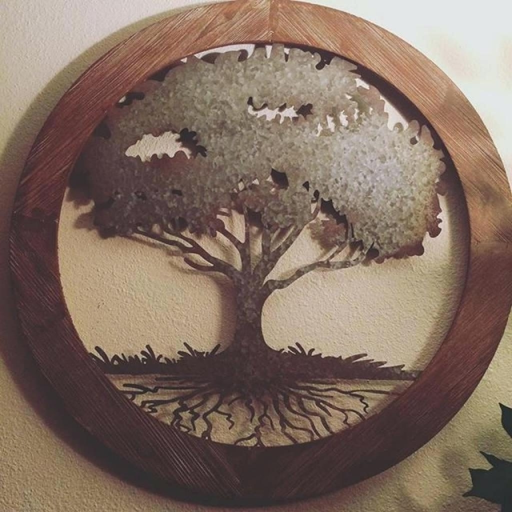 Interesting Inspiration Kohl S Metal Wall Art Plus Arts Tree Kohls Within Current Kohl's Metal Wall Art (View 6 of 15)