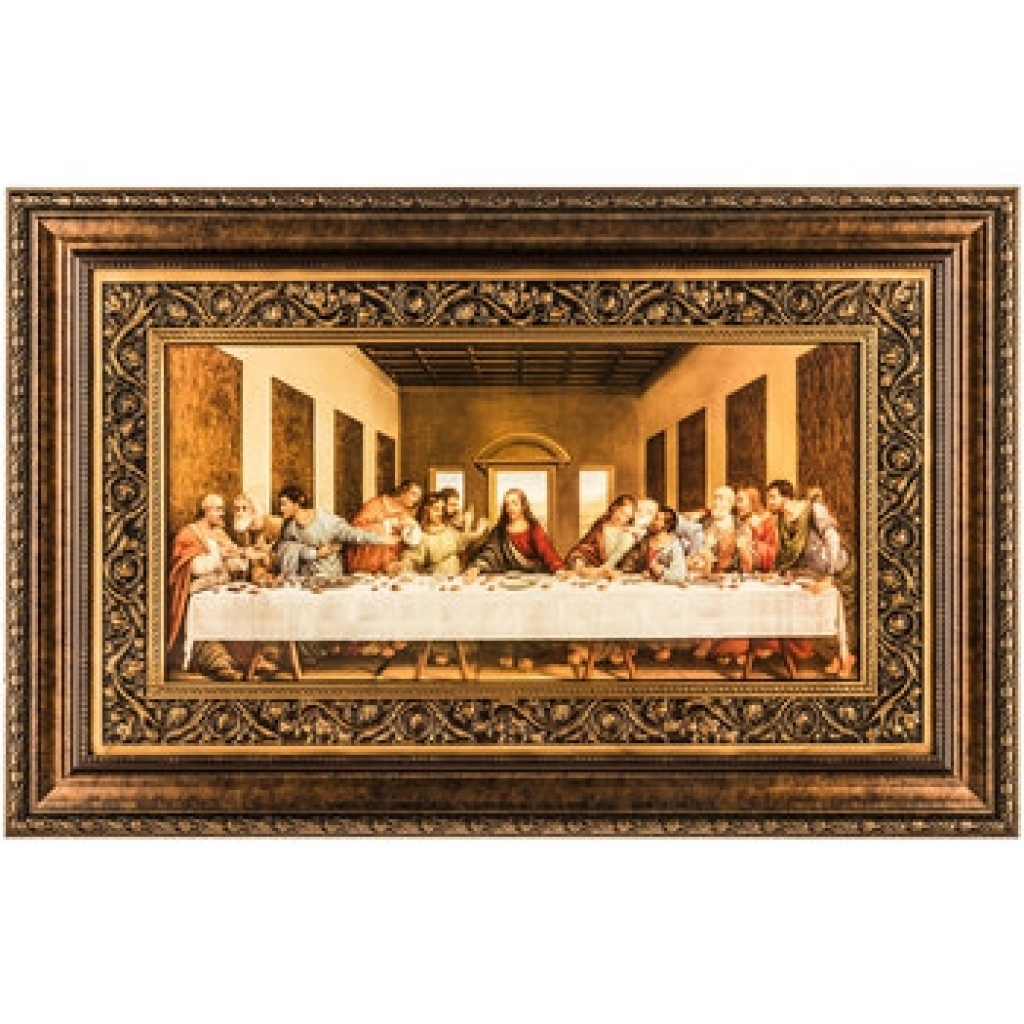 Interior Decoration Within Preferred The Last Supper Wall Art (View 3 of 15)