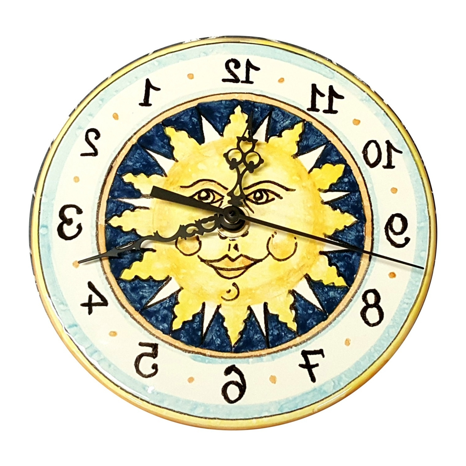 Italian Kitchen Wall Clocks | Atcsagacity.com