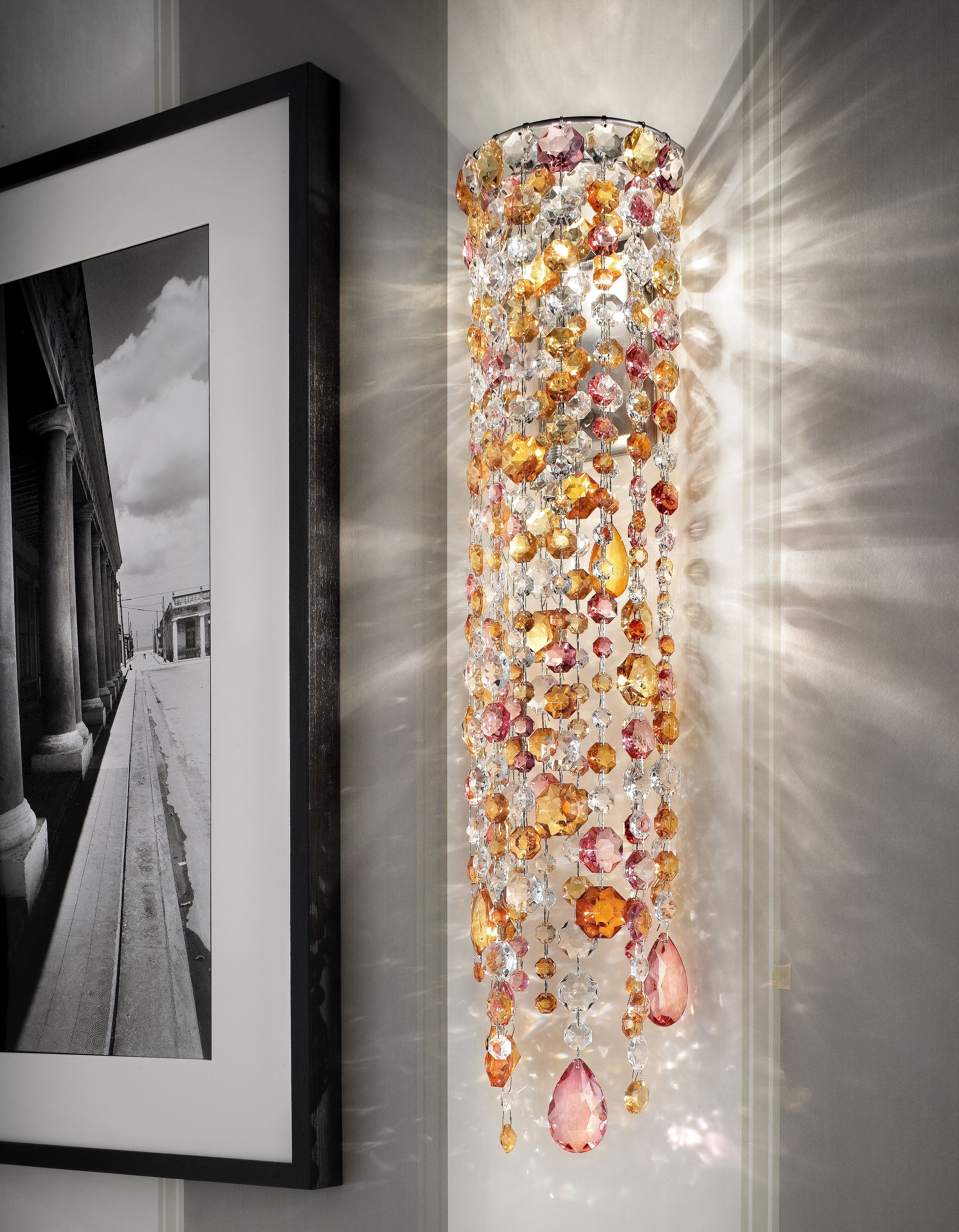 Featured Photo of Italian Glass Wall Art