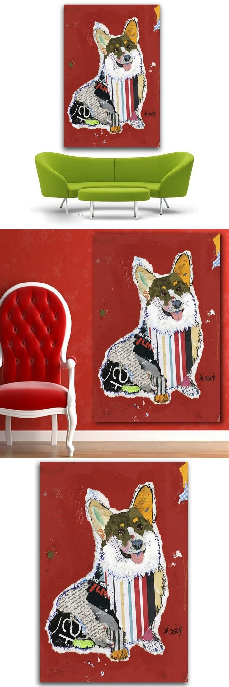 Italian Greyhound Wall Art For Most Current Italian Greyhound – Greyhound Poster Dog Minimal, Wall Art Print (View 5 of 15)