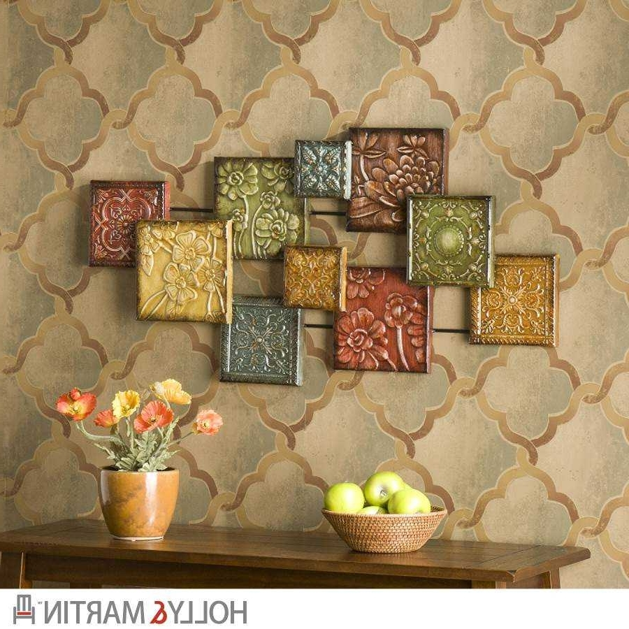 Italian Outdoor Wall Art Pertaining To Most Up To Date 40 Incredible Inspiration Tuscan Metal Wall Art (View 4 of 15)