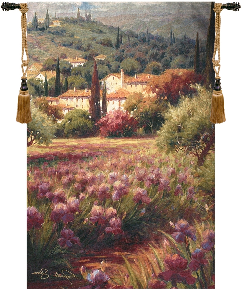 Italian Scenery Wall Art Pertaining To Most Up To Date Italian Scenery Tapestries (Gallery 10 of 15)