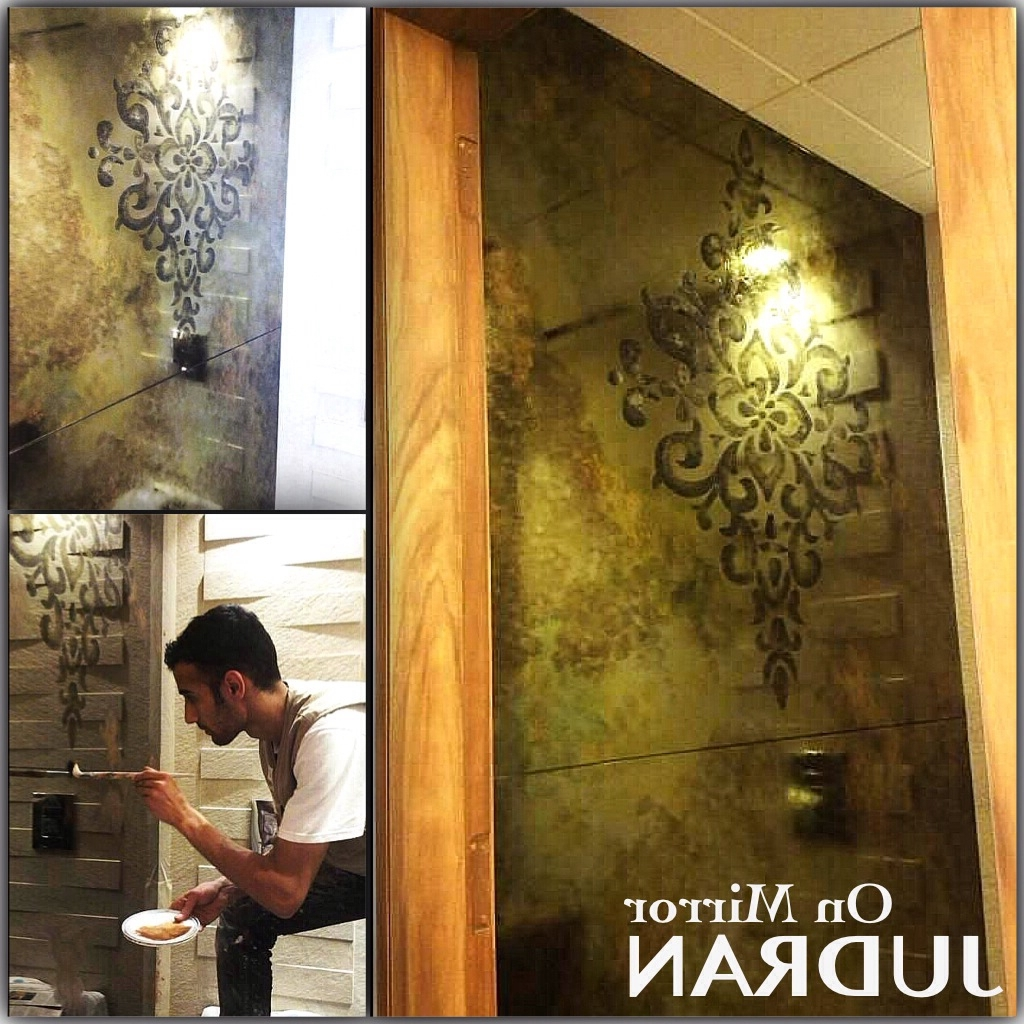 Judran #wall Coverings #wallpaper #paint #decorative Paint With Regard To Recent 3D Effect Wall Art (Gallery 11 of 15)