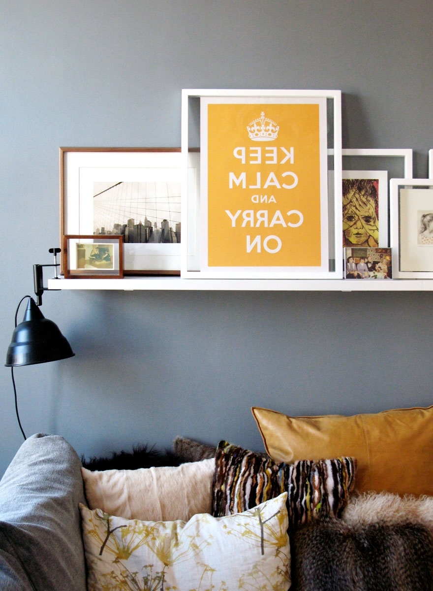 Keep Calm And Carry On Wall Art Within Popular Keep Calm And Carry On Decor For Your Home (View 9 of 15)