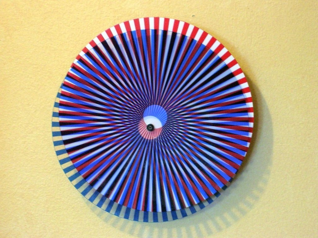 Kinetic Wall Art With Regard To Most Recent Repurposed – Clock Into Kinetic Wall Art: 5 Steps (With Pictures) (View 8 of 15)