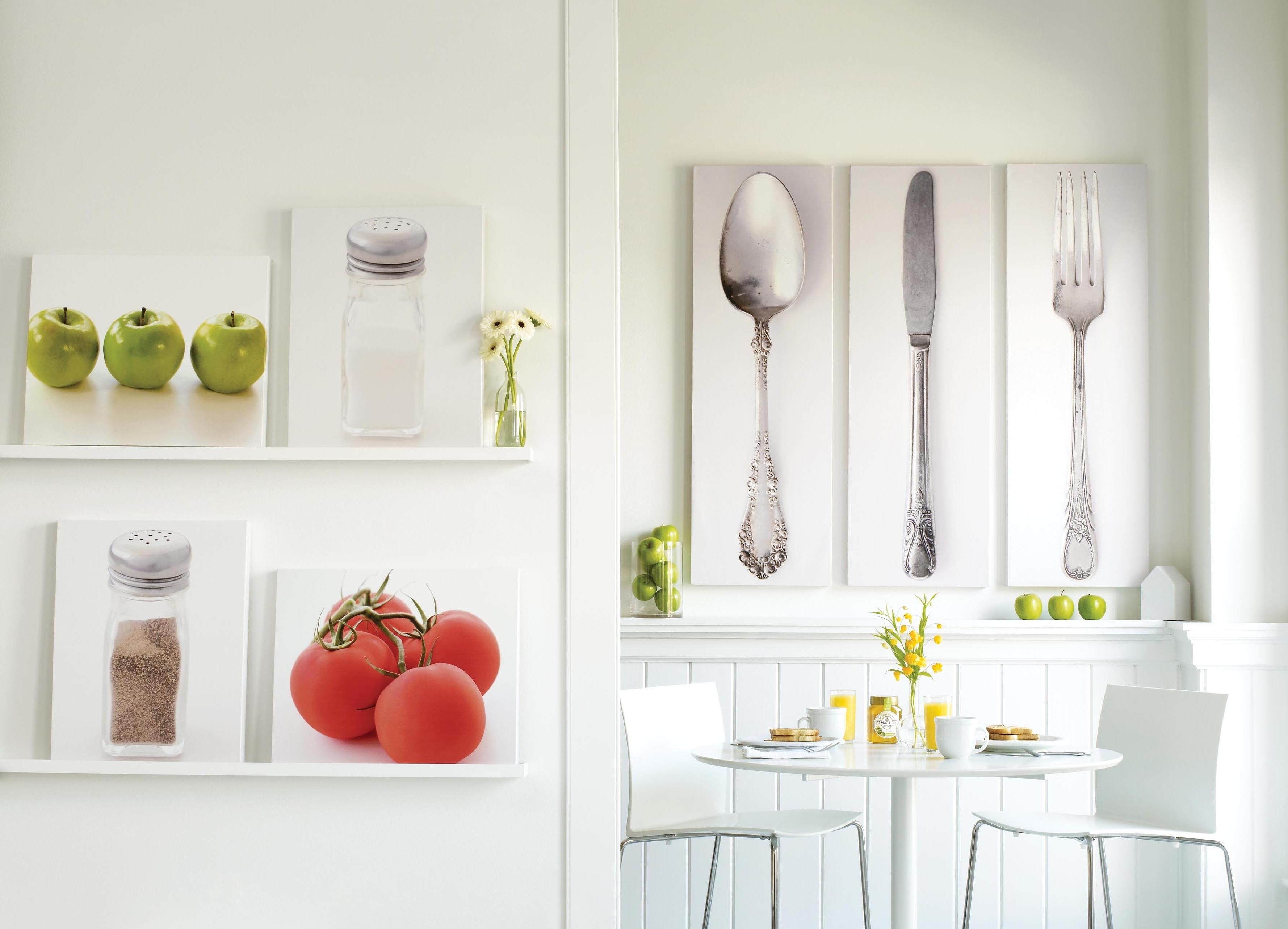 Kitchen : Large Wall Art Large Kitchen Wall Art Kitchen Wall Art For Favorite Wall Art For Kitchens (Gallery 10 of 15)