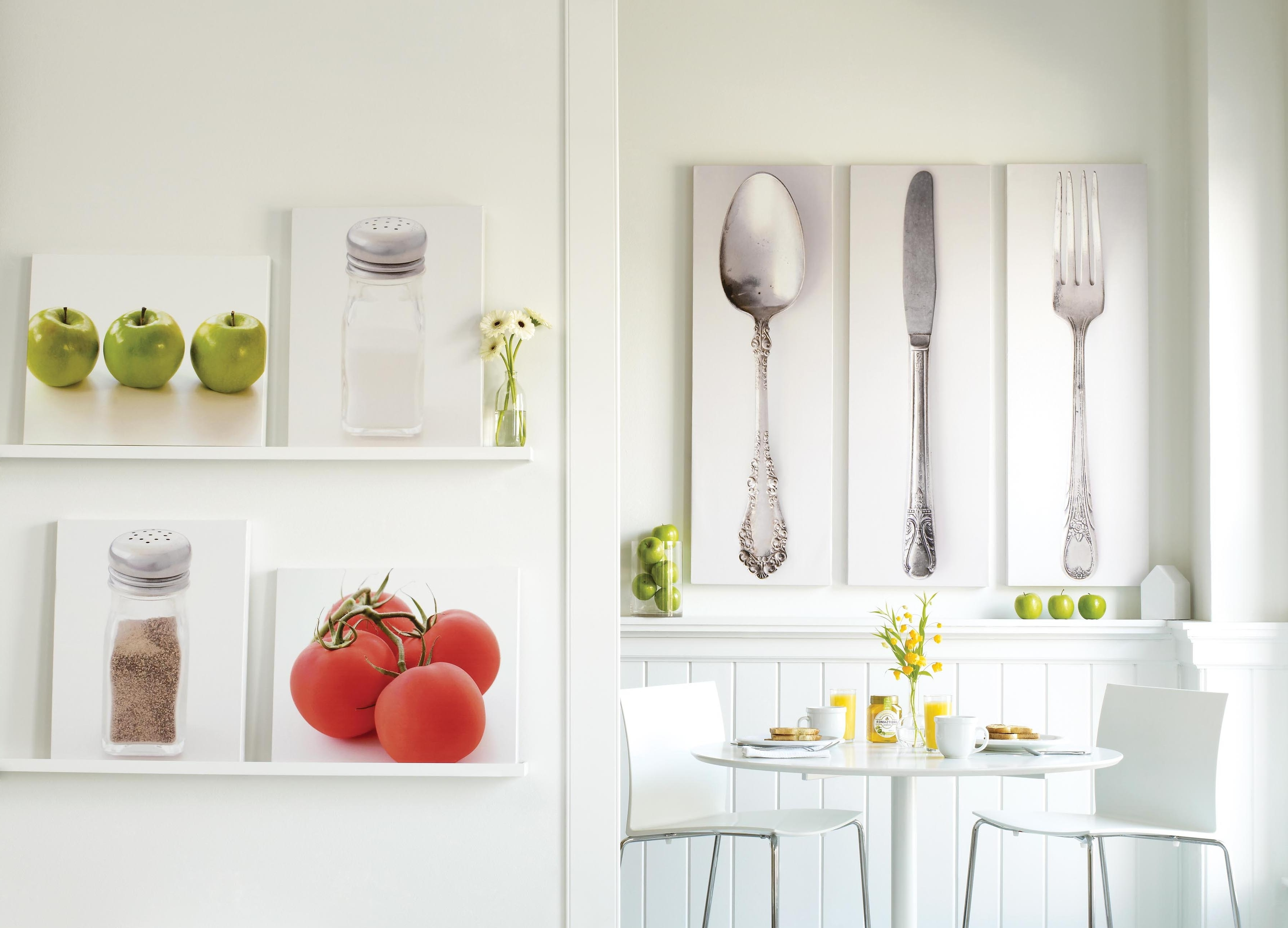 Kitchen Wall Art Sets Tags : Kitchen Artwork Ideas Compact Kitchen Throughout Current Kitchen Wall Art Sets (Gallery 14 of 15)