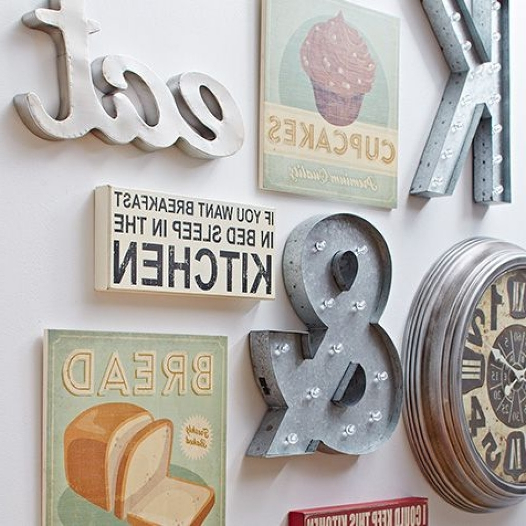 Kitchen Wall Art Sets With Regard To Well Liked Kitchen Wall Art Sets (Gallery 10 of 15)
