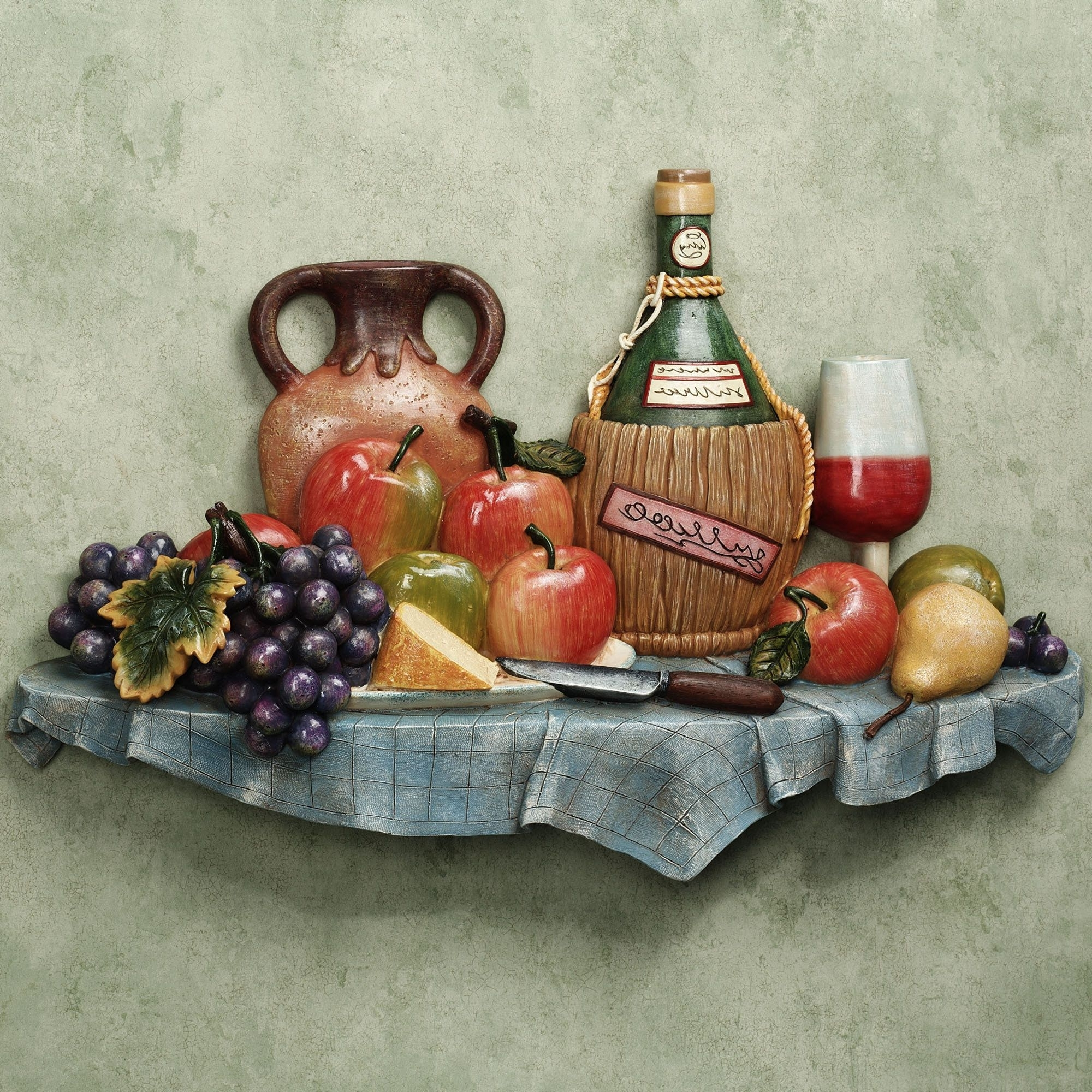Kitchen Wall Plaque Sale Price $ 59 99 Inside Italian Plaques Wall Art (Gallery 3 of 15)