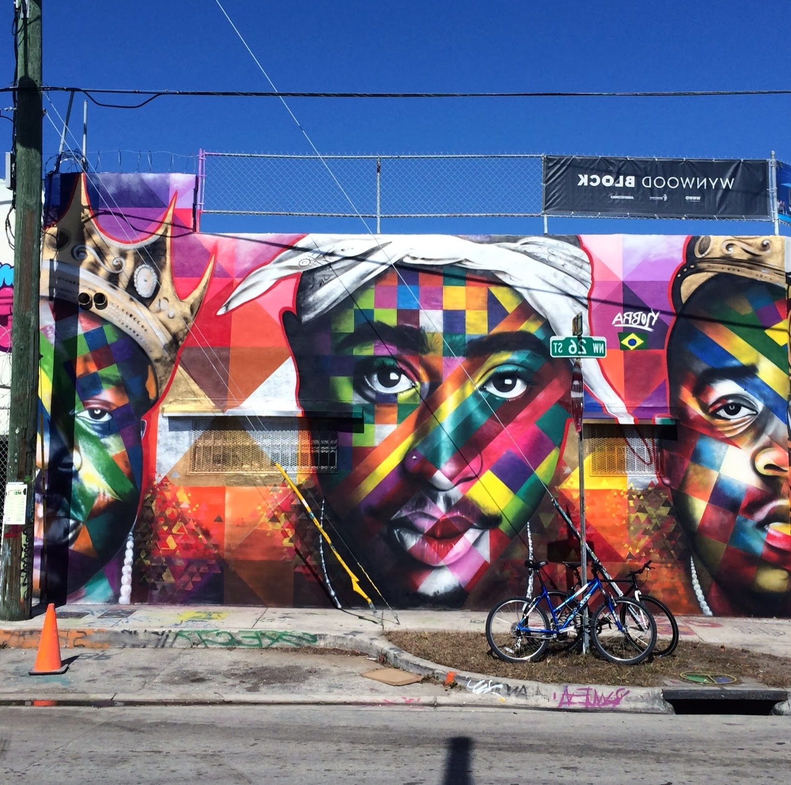 Kobra New Mural For Art Basel '13 – Wynwood, Miami (Gallery 1 of 15)