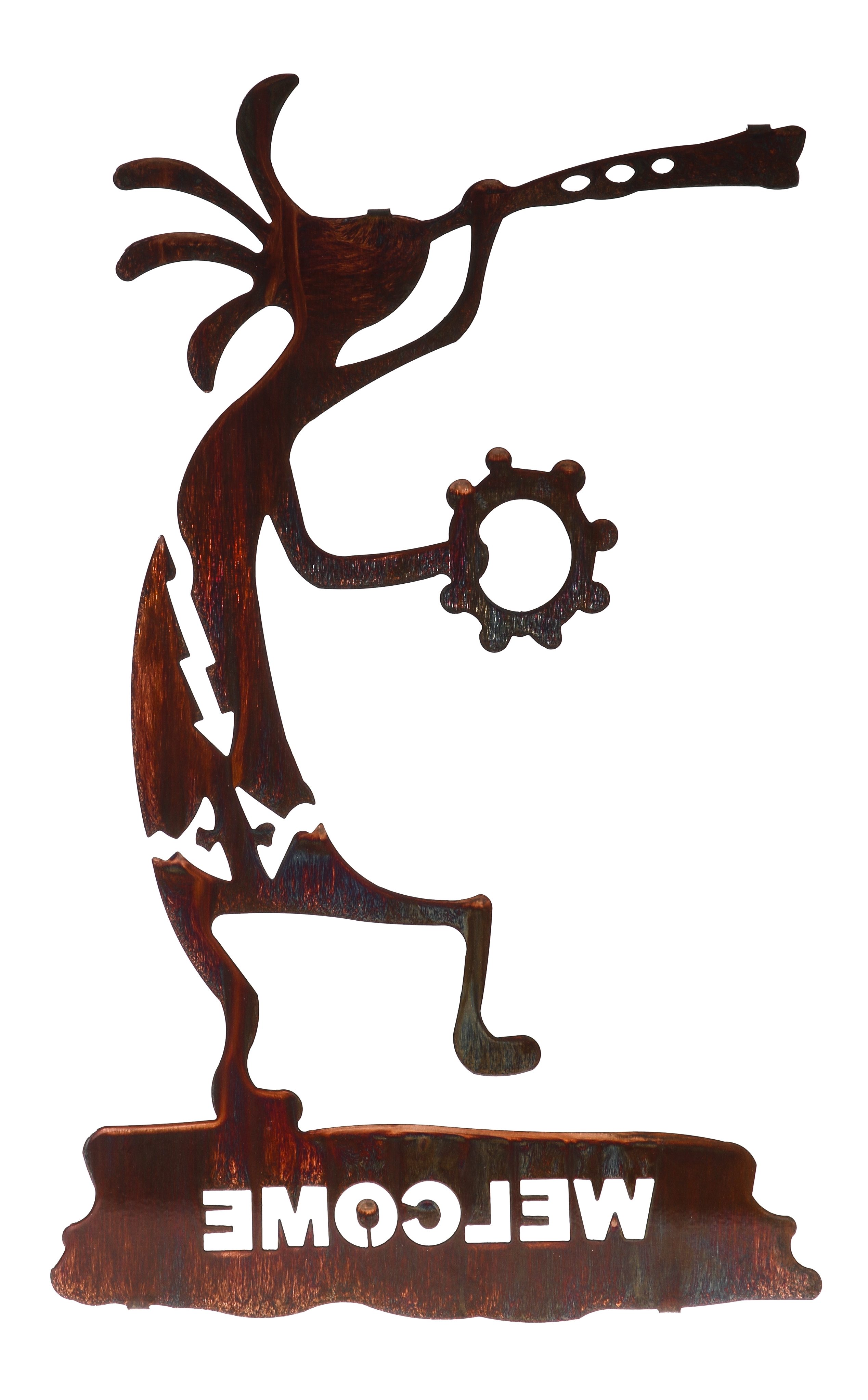 Kokopelli Metal Wall Art Within Well Known Kokopelli Wall Art Www (View 14 of 15)