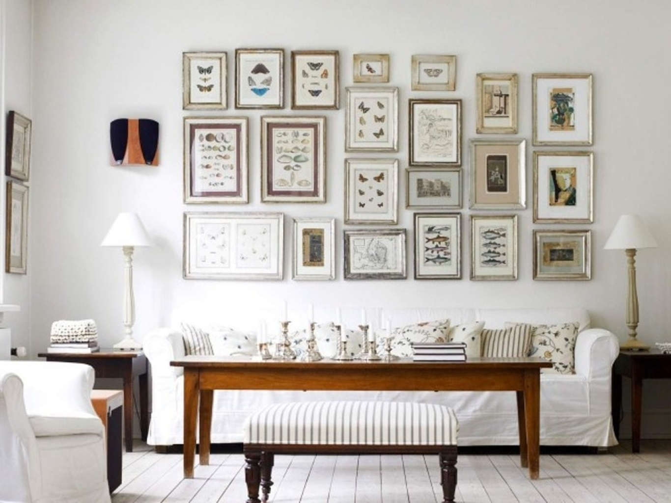 Large White Wall Art With Regard To Most Popular White Wall Decor (View 14 of 15)