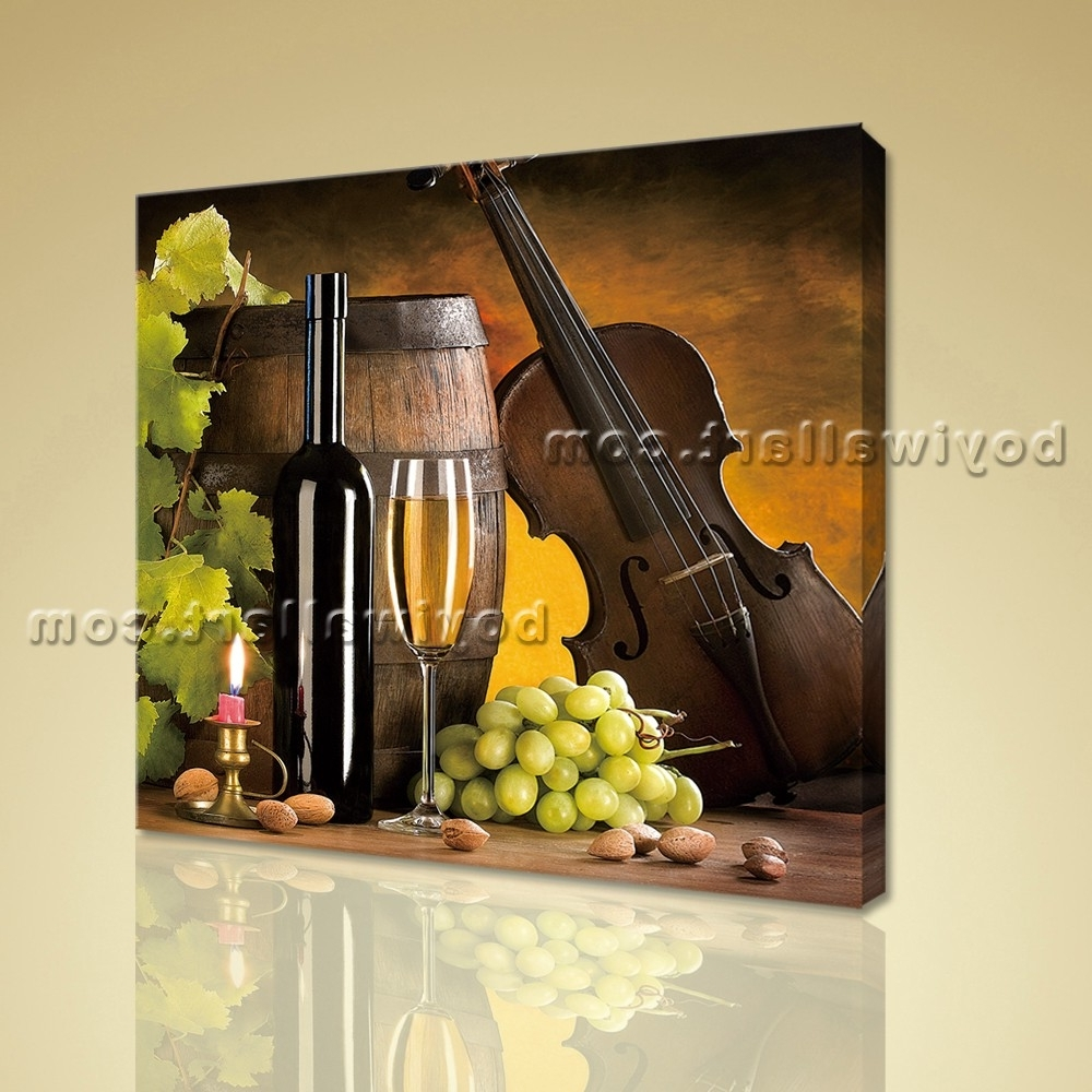 Featured Photo of Abstract Wall Art For Dining Room
