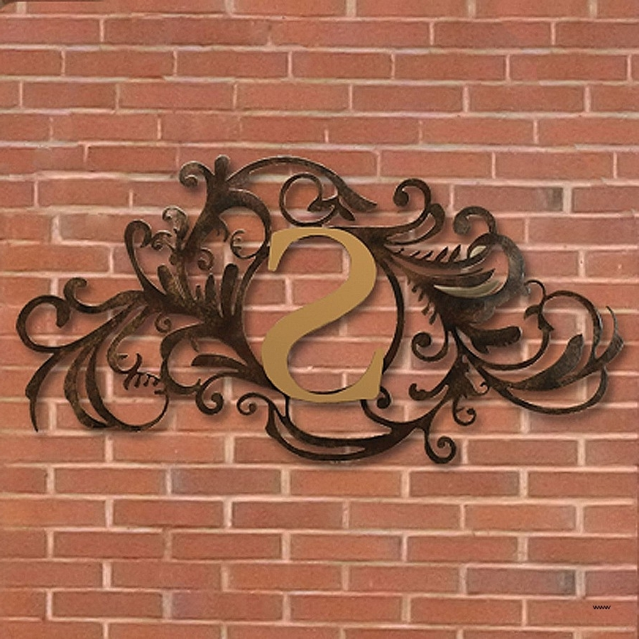Latest Decorative Wall Art For Outdoors Awesome Black Metal Wall Art Regarding Outside Metal Wall Art (View 5 of 15)