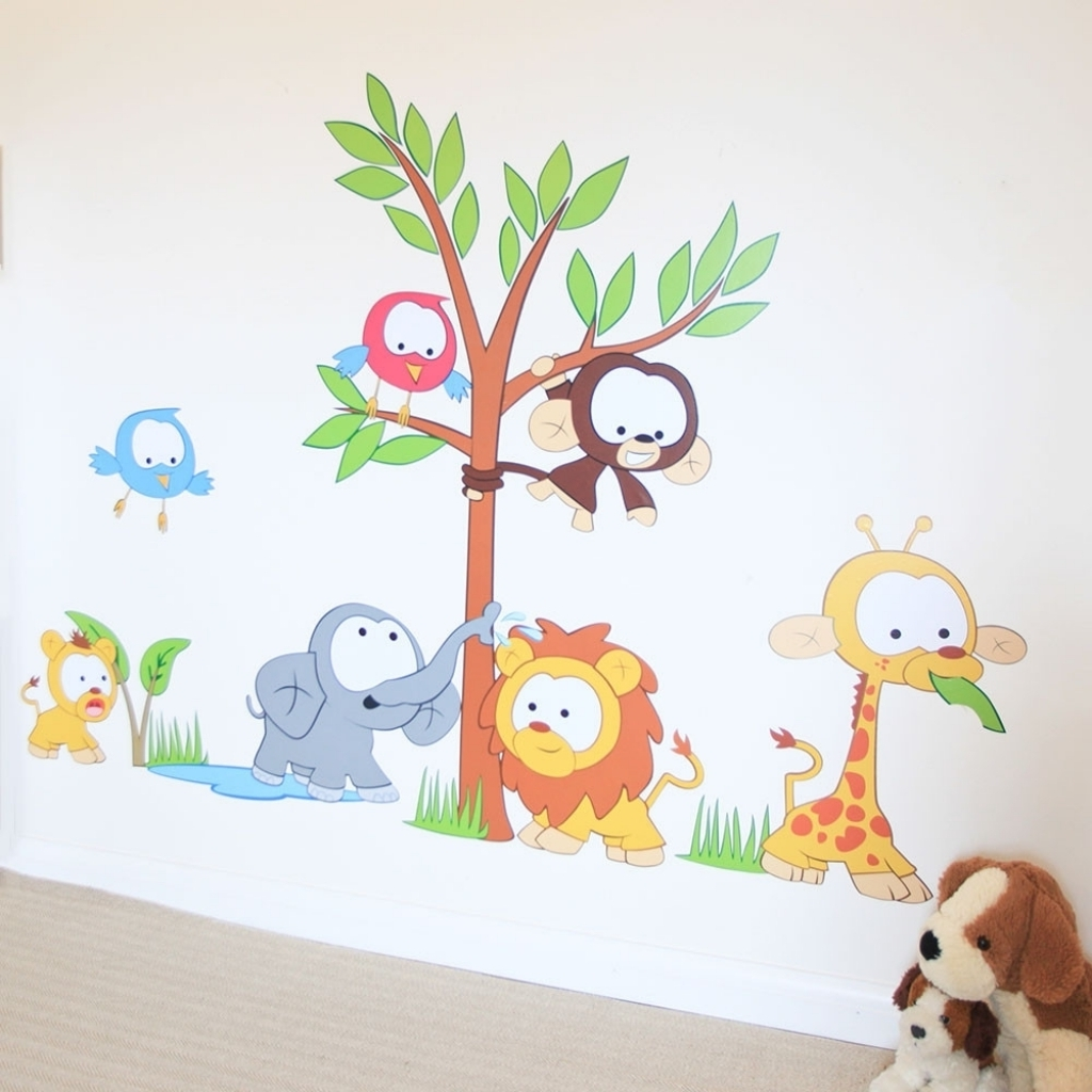 Latest Diy 51 Wall Art Childrens Bedrooms Regarding Cozy (View 4 of 15)