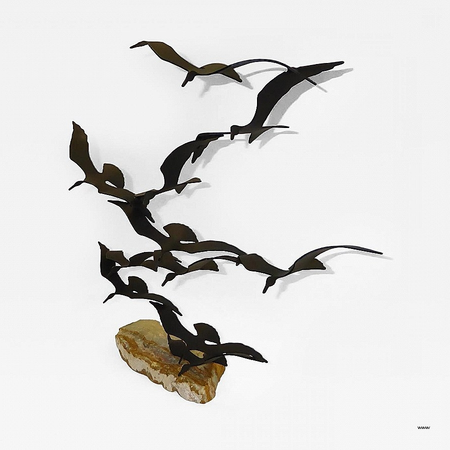 Latest Flock Of Birds Metal Wall Art Regarding Flock Of Birds Metal Wall Art Beautiful Urban Designs Flying Flock (View 11 of 15)