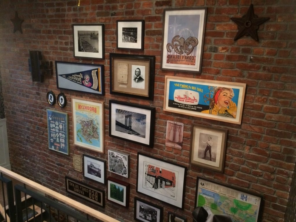 Latest Hanging Art On Brick Archives – Ilevel Throughout Hanging Wall Art For Brick Wall (View 6 of 15)