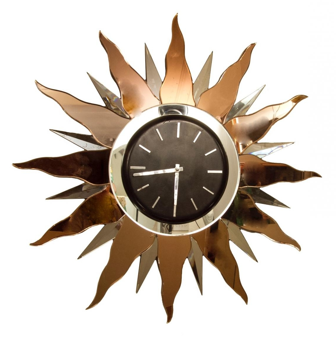 Showing Gallery of Large Art Deco Wall Clocks View 9 of 15 Photos