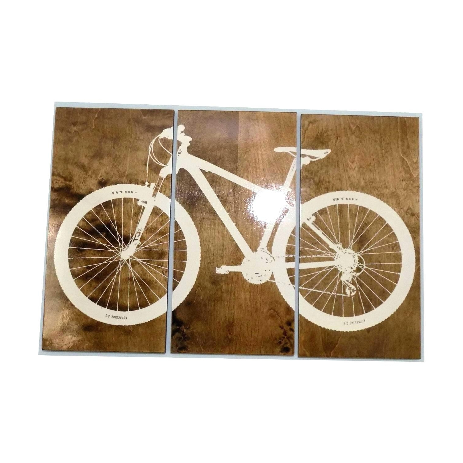 Latest Metal Bicycle Art For Wall Arts: Metal Bicycle Wall Art (View 13 of 15)