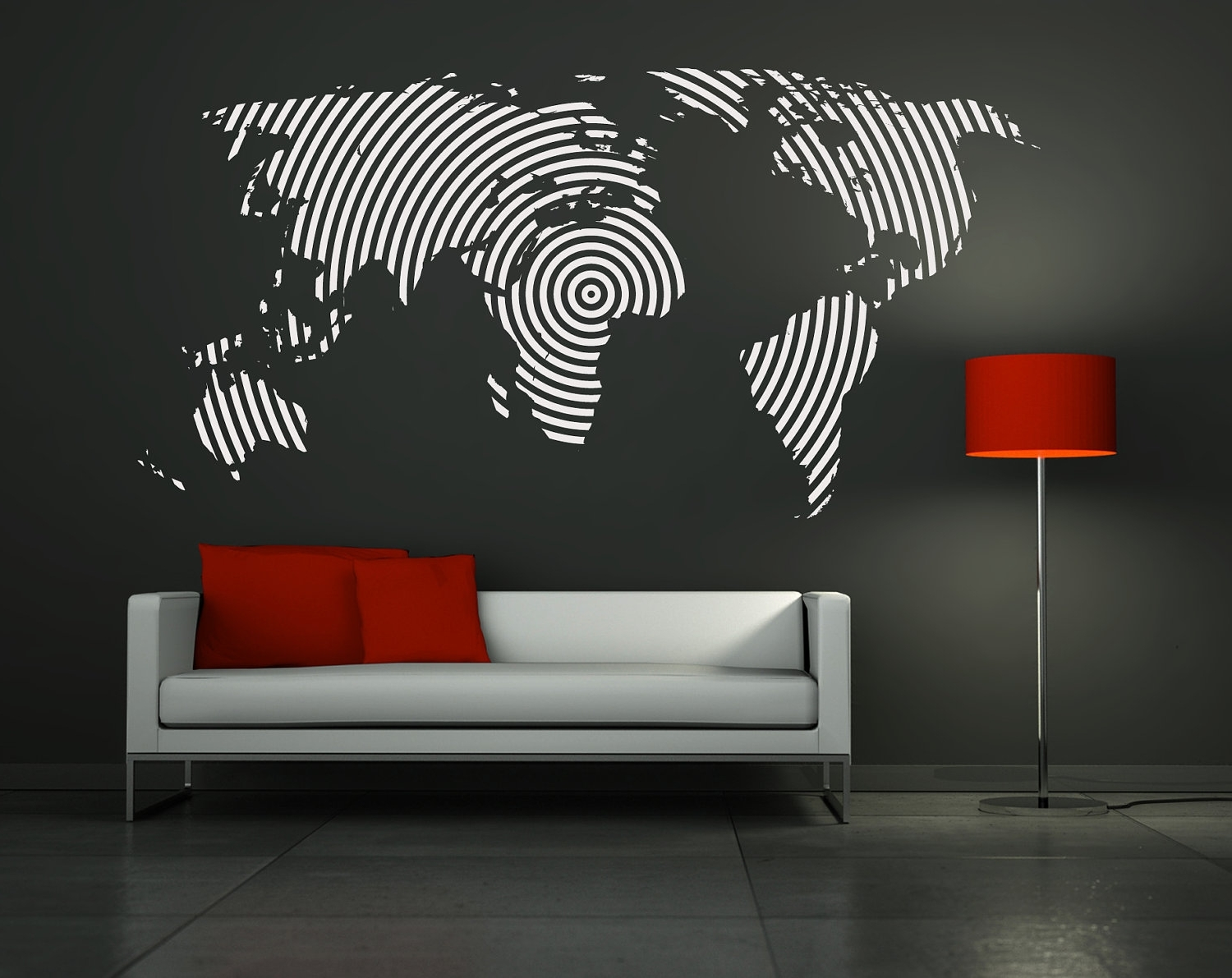Marvelous Latest Modern Wall Decals At Home And Interior Design Ideas Regarding Cool Modern  Wall Art (