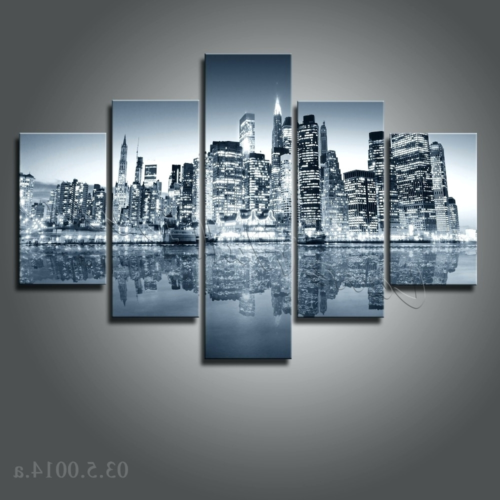 Latest New York 3D Wall Art Within Wall Arts ~ New York City Canvas Wall Art Ikea New York City (View 4 of 15)