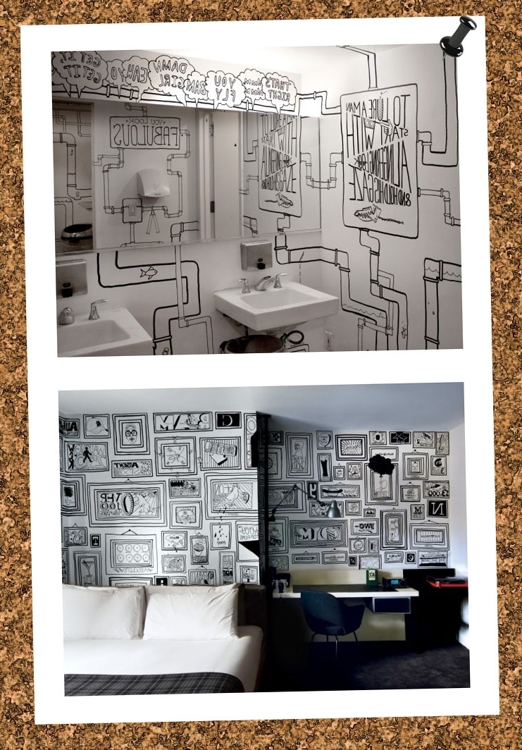 Latest Sharpie Wall Art Throughout Sharpie Ing Goodness – Restockit (View 6 of 15)
