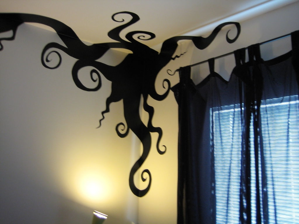 Featured Photo of Tim Burton Wall Decals