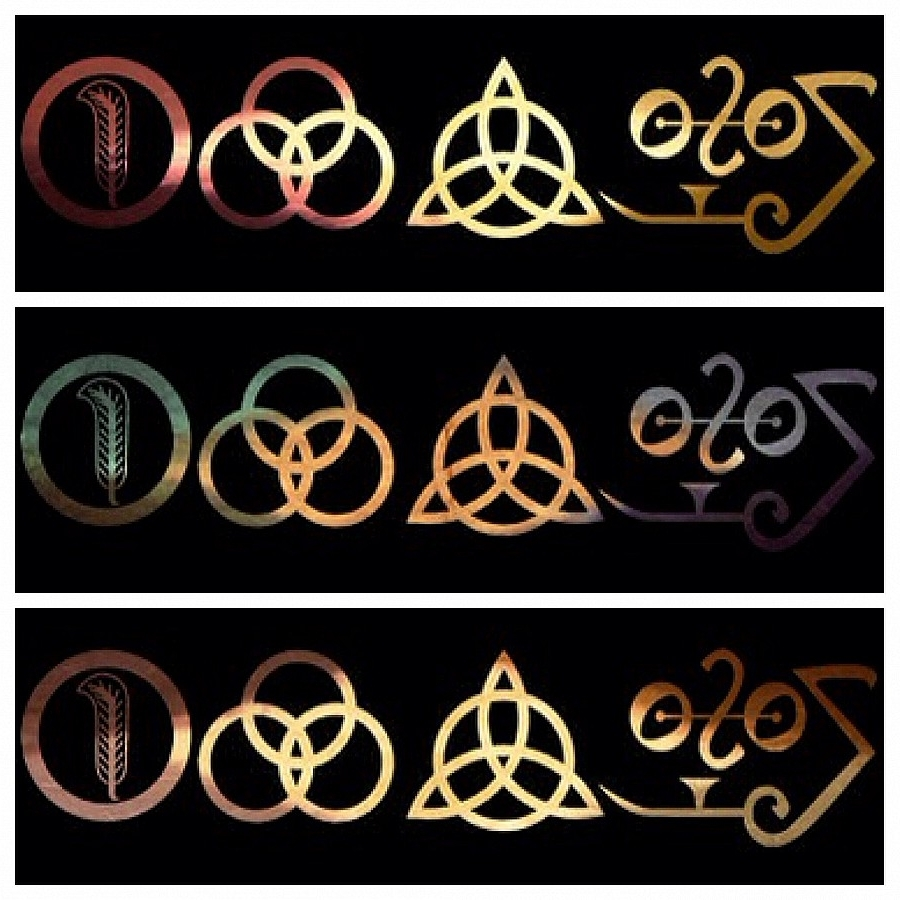 Led Zeppelin Wall Art Inspirational Led Zeppelin Symbols So Trippy With Newest Led Zeppelin 3D Wall Art (View 4 of 15)