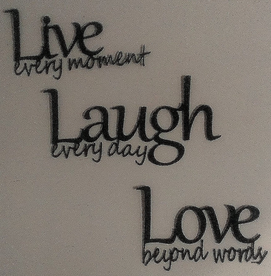 Live Love Laugh Metal Wall Decor Within Famous Wall Art Fresh Live Love Laugh Metal Wall Art Hi Res Wallpaper (View 9 of 15)