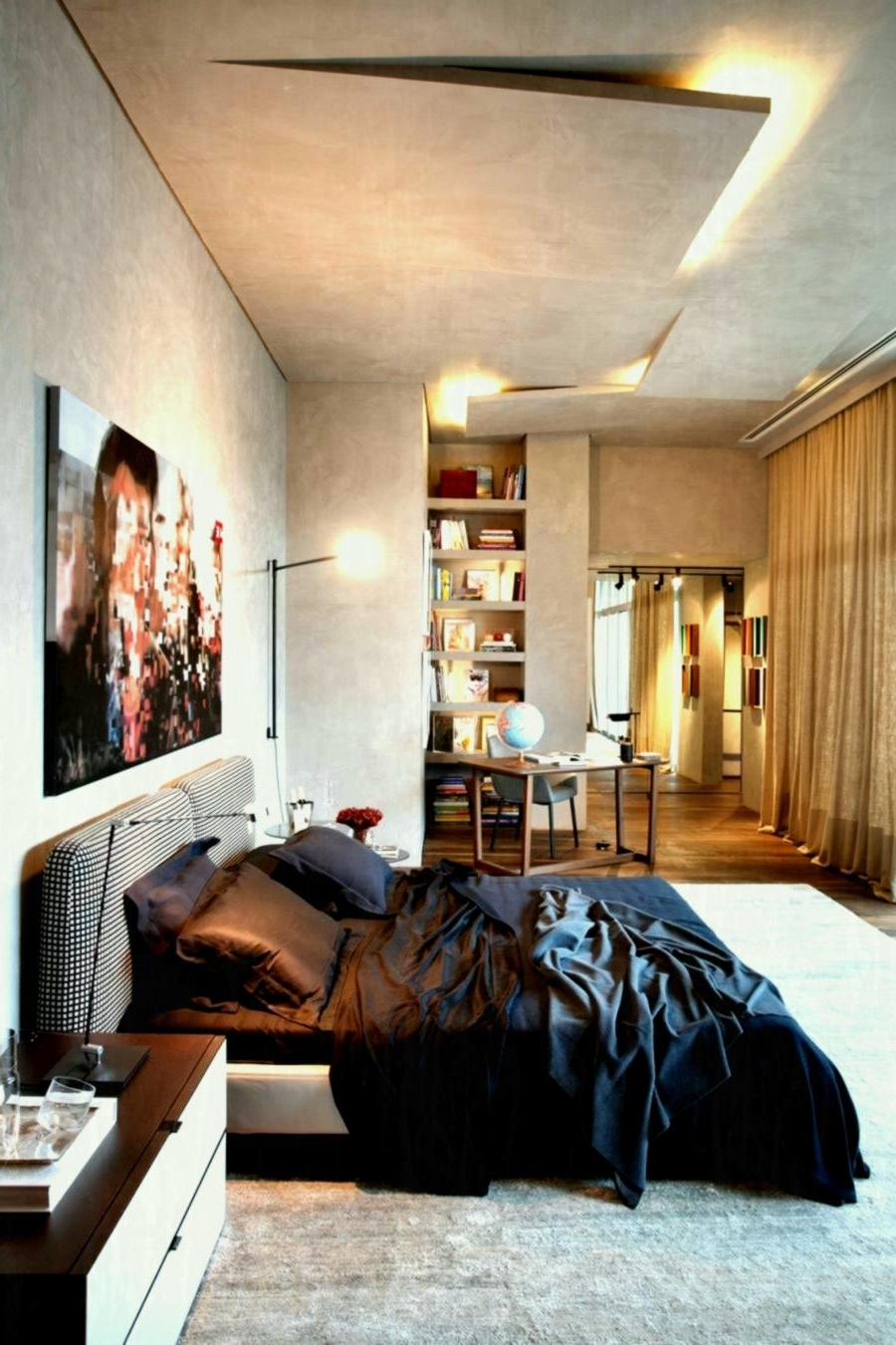 Living Room Wall Art For Bachelor Pad Bedroom Ideas – Bedroom Pertaining To Famous Bachelor Pad Wall Art (View 8 of 15)