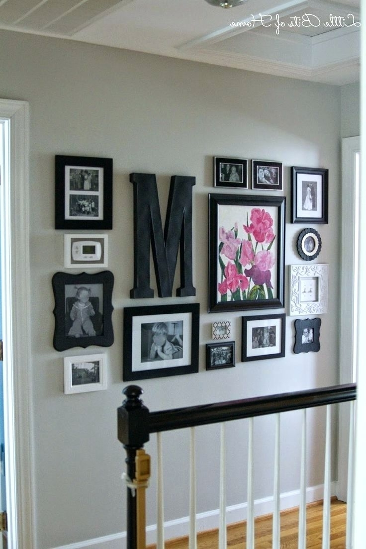 Long Vertical Wall Art Throughout Most Current Wall Arts ~ Long Vertical Wall Art Little Bits Of Home Hallway (View 8 of 15)