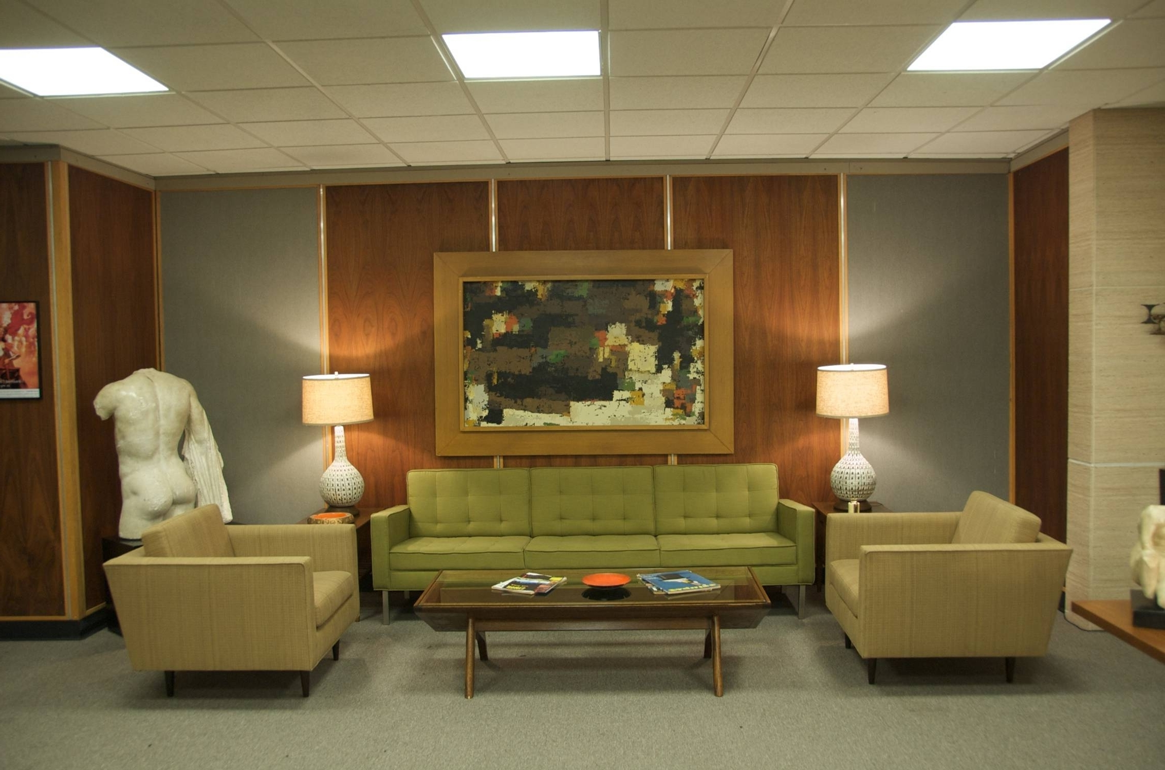 Mad Men Wall Art In Recent Achieving A Mad Men Theme In Your Home – Littman Bros (View 6 of 15)