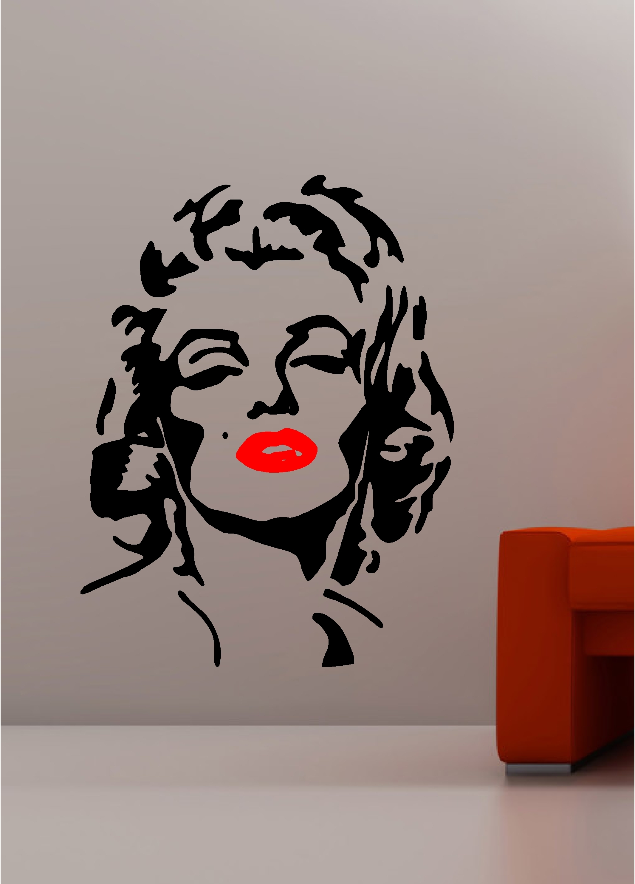 Marilyn Monroe Wall Art Throughout Recent Wall Art Designs: Marilyn Monroe Wall Art Marilyn Monroe Pop Art (View 6 of 15)
