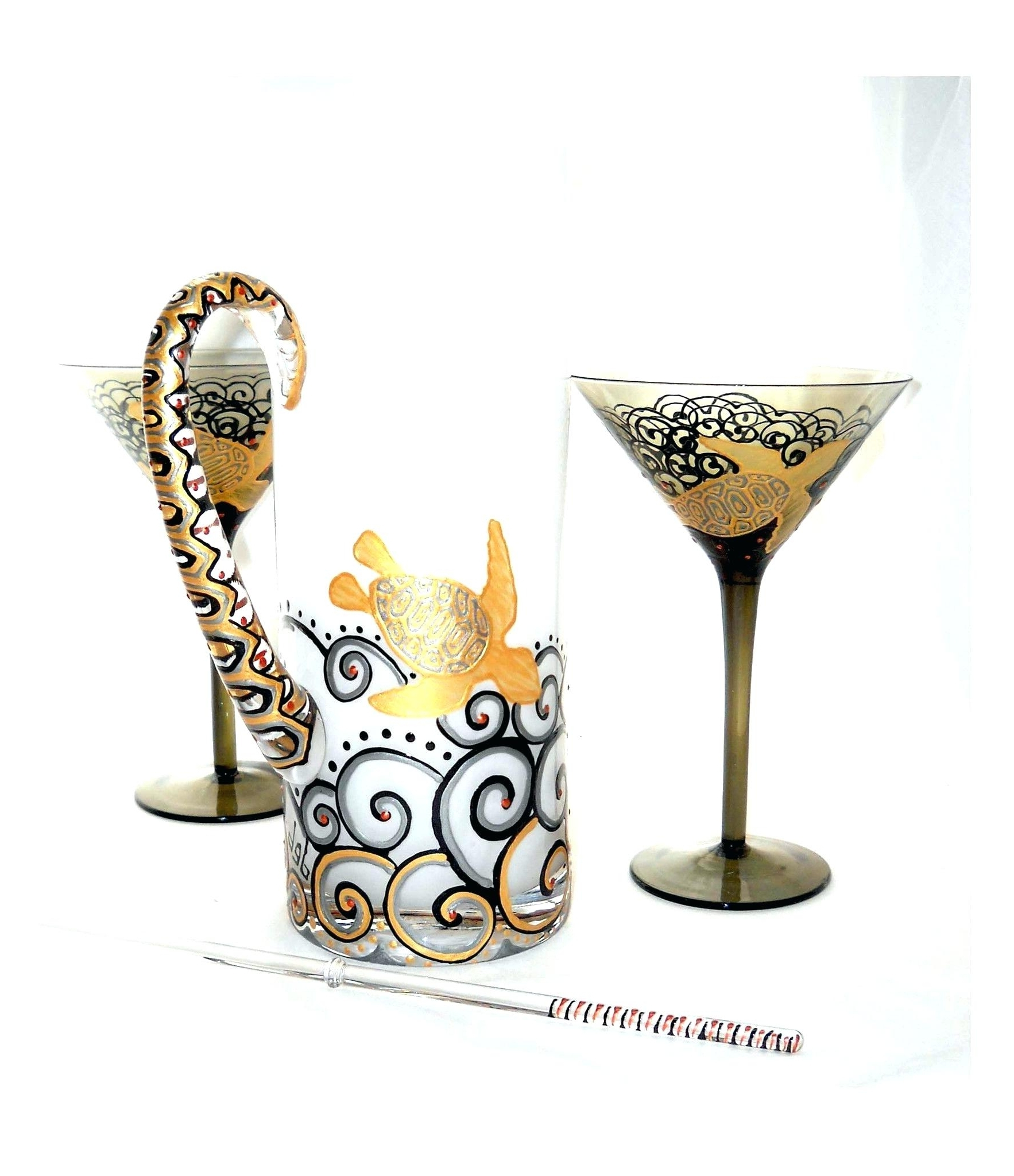 Martini Glass Wall Art With Regard To Well Known Martini Glass Wall Decor • Walls Decor (View 2 of 15)