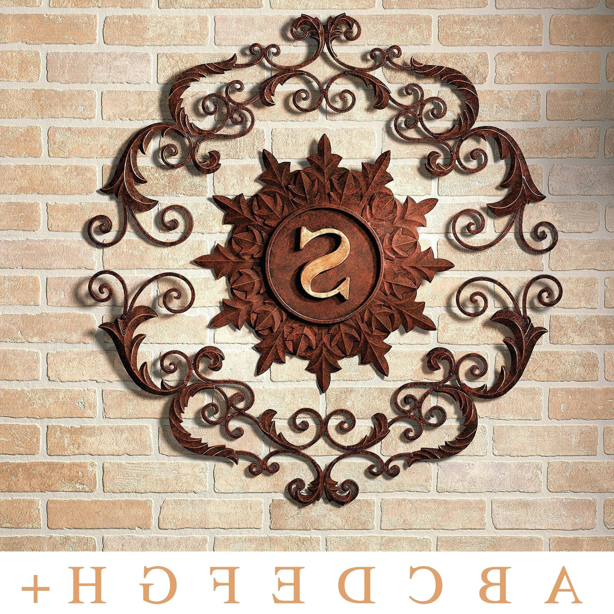 Medallion Tiles Wall Art With Regard To Well Known Furniture : Awesome Wood Medallion Wall Decor Awesome Wood (View 11 of 15)