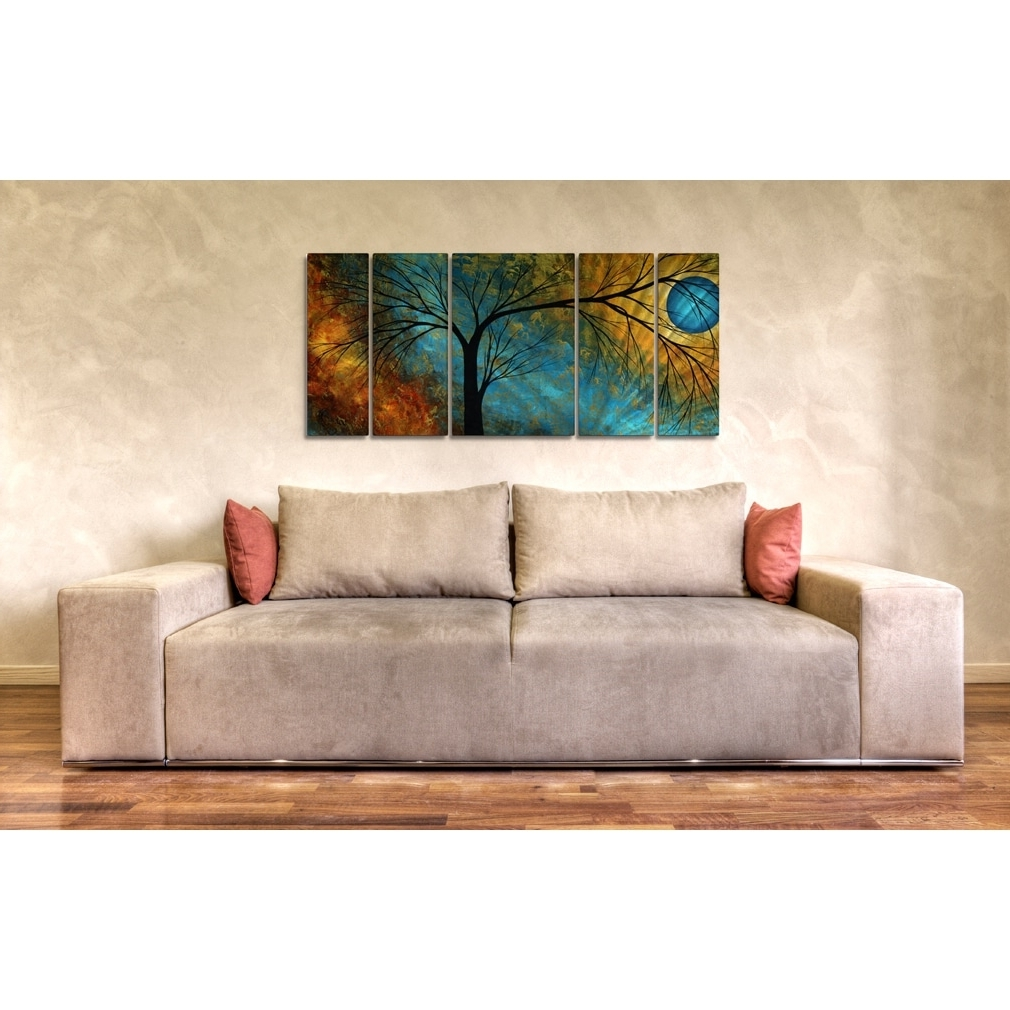 Megan Duncanson 'beauty In Contrast' Metal Wall Art – Free In Most Popular Megan Duncanson Metal Wall Art (View 4 of 15)